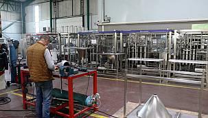 Sakarya'dan 71 Ülkeye Süt ve Süt Ürünü Makineleri İhracatı