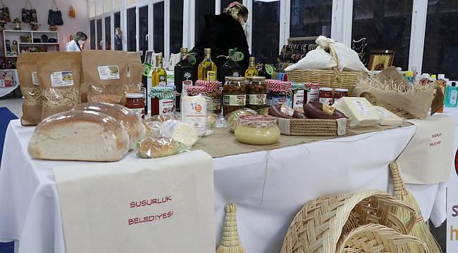 Tost ve Ayranıyla Meşhur Susurluk'un Lezzetleri E-Ticaretle Yurdun Dört Bir Yanına Ulaşıyor