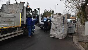 Trafiği Tehlikeye Sokan Çekçekçilere Müdahale Edildi