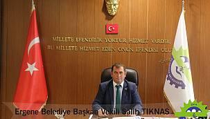 """Başkan Vekili Tıknas, """"Enerji Kaynakları İsraf Yapılmamalıdır"""""""