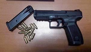 Çorlu'da Silahla Yakalanan 2 Kişi Gözaltına Alındı