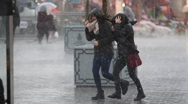 Meteoroloji'den Kuvvetli Sağanak Uyarısı ve Kar Yağışı Açıklaması