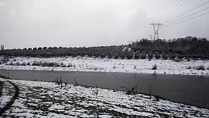 Mudanya'da Son Yağışlar Sulama Göledine Can Suyu Oldu