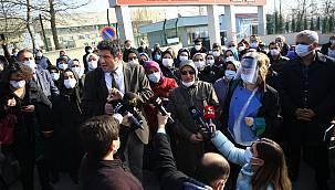 Sakarya'da Havai Fişek Fabrikasındaki Patlamada Yakınlarını Kaybedenlerden Duruşma Sonrası Açıklama