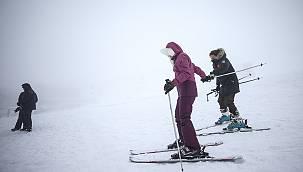 Uludağ'da Kayak Sezonu Hafta Sonu Açılacak