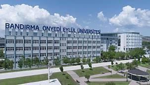 Bandırma Onyedi Eylül Üniversitesinde Yüz Yüze Eğitim Başlıyor