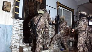 Bursa'da 600 Polisle Dev Operasyon