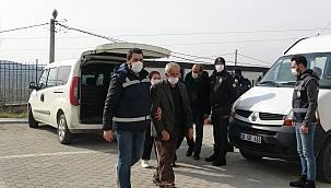 Bursa'da Evde Ölü Bulunan Kadının Ağabeyi ve Yengesi Adliyede