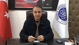Prof. Dr. Lokman Hakan Tecer Trakya'daki Son Yağışları Değerlendirdi