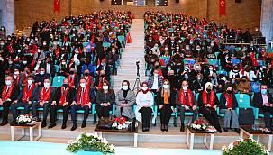 Tekirdağ'da AK Parti İl Kadın Kolları 6. Olağan Kongresi Yapıldı
