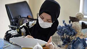 Bilecikli Ev Kadınları Meslek Edindirme Kurslarına Yöneldi