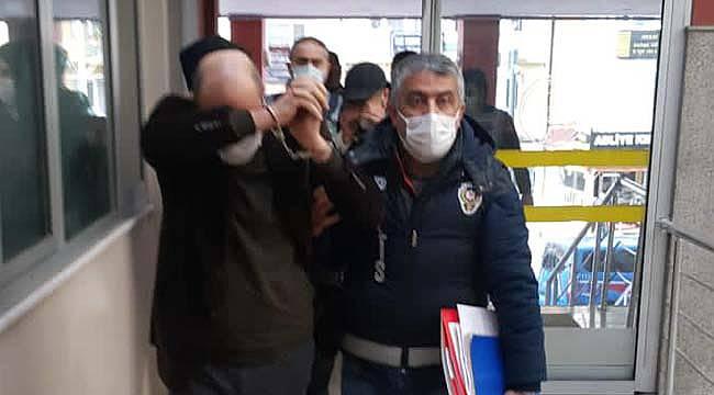 Kocaeli'de Hırsızlık Yapan 6 Şüpheliden 4'ü Tutuklandı