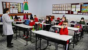 Normalleşme Süreciyle Okullarda Yüz Yüze Eğitime Başlandı
