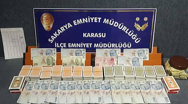 Sakarya'da Evde Kumar Oynayan 16 Kişiye Para Cezası Verildi