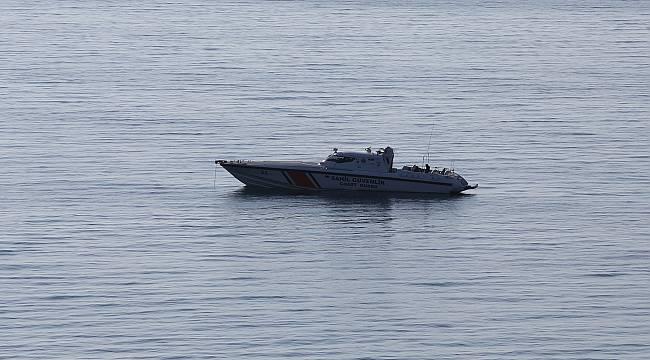 Tekne Faciasında Kaybolan Jandarma Komutanını Arama Çalışmaları Sürüyor