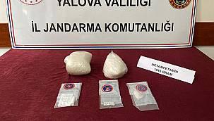 Yalova'da Uyuşturucu Operasyonunda 5 Kişi Yakalandı