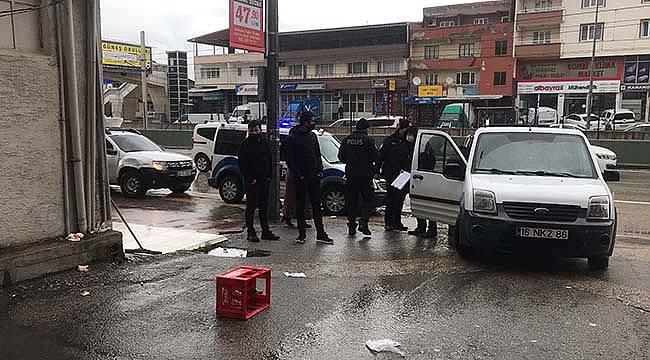 Bursa'da Tartıştığı Kardeşini Bıçaklayan Kişi Gözaltına Alındı