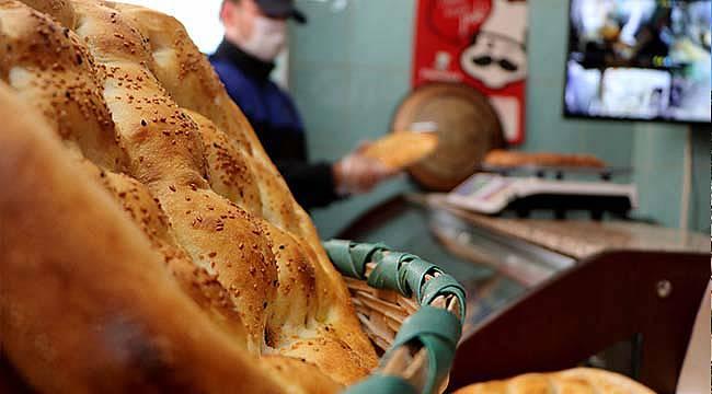 Fırınlardaki Ramazan Denetiminde Pide ve Ekmeğin Gramajı Ölçüldü