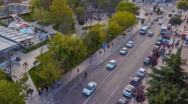 Salih Omurtak Caddesi Trafiğe Kapanıyor