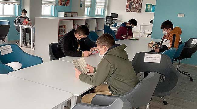 Tematik Bilgi ve Öğrenme Merkezi, Kovid-19 Döneminde De Hizmet Veriyor