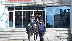 Yunanistan'a Kaçmaya Çalışırken Yakalanan 4 FETÖ Şüphelisi Tutuklandı