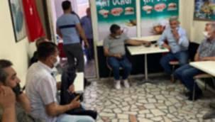 Açık Olan Kahvedeki 24 Kişiye Ceza Kesildi