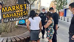 Bankta Oturanları Polis Affetmedi