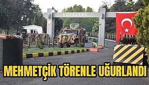 Romanya'da NATO Tatbikatı, Mehmetçik Çorlu'dan Törenle Uğurlandı