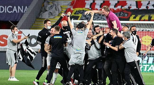 Süper Lig'de Şampiyon Belli Oldu