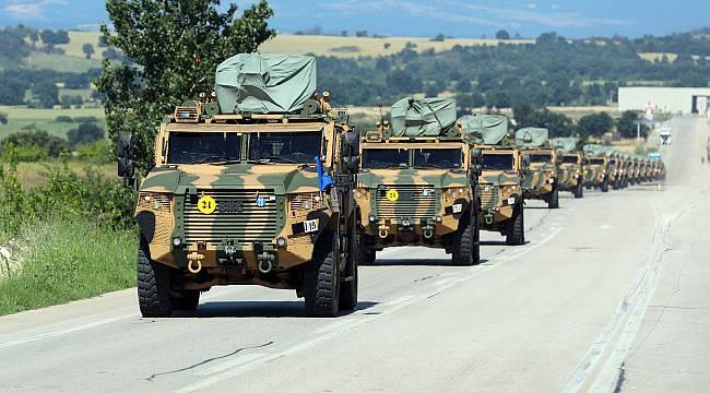 NATO Tatbikatına Katılan Mehmetçik Türkiye'ye Dönmeye Başladı