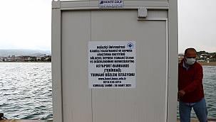"Tekirdağ'a ""Deprem-Tsunami Gözlem İstasyonu"" Kuruldu"