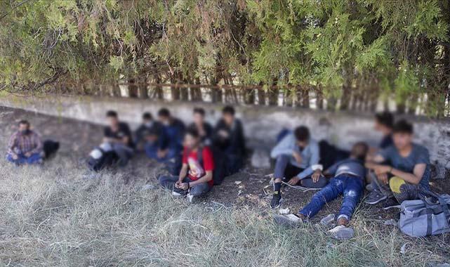 26'sı Afgan 29 Sığınmacı Yakalandı!