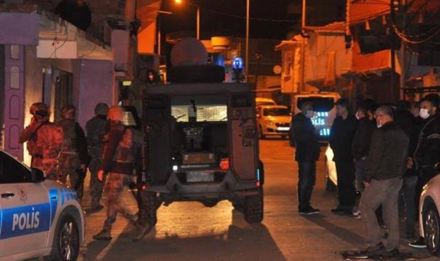 Aydoğdu Mahallesi'nde Çatışma, 2 Yaralı