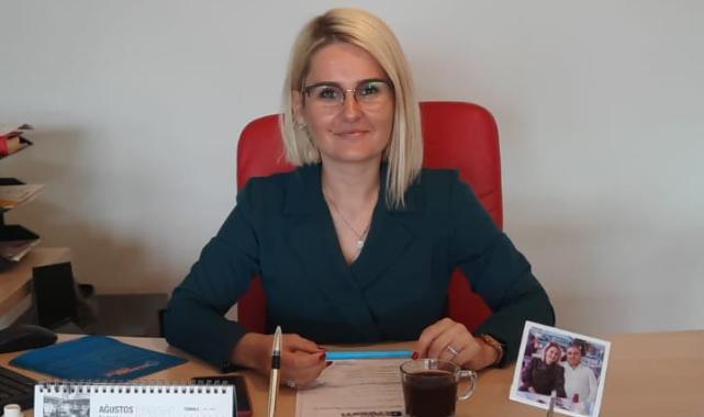 Burcu Adıgüzel, Kent Konseyi Kadın Meclisi Başkanlığını Açıkladı