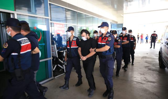 Uluslararası Uyuşturucu Operasyonu, 7 Gözaltı