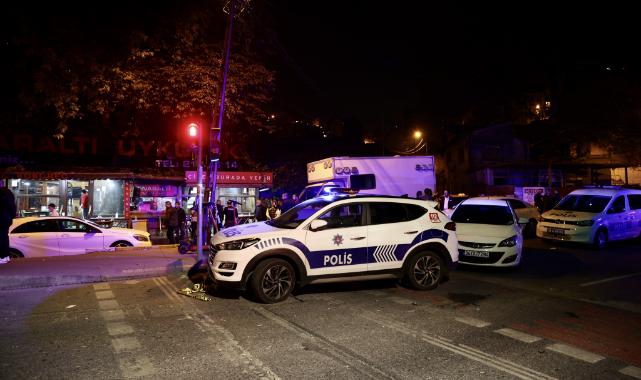 Beyoğlu'nda Restorana Silahlı Saldırı, 1'i Ağır 5 Yaralı