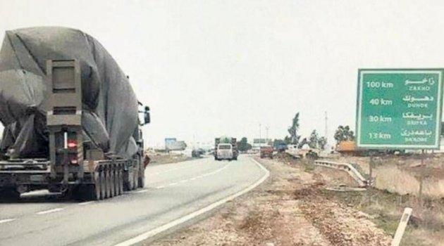 Türk tankları Bamerni'de
