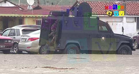 Kore Mahallesine Operasyon 6 Gözaltı