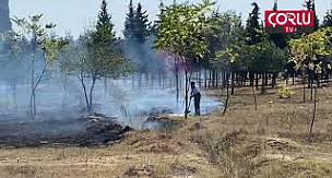 Atıl Bırakılan Tema Parkı'nda 1 Hafta Arayla İkinci Yangın