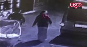 Çekçekçilerin Hırsızlık anı güvenlik kamerasına yansıdı