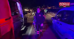 Virajda Otomobiller Kafa Kafaya çarpıştı, 1'i Ağır 4 Kişi Yaralandı