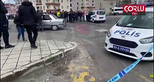 Çorlu'da Bıçaklı ve Sopalı Kavga 4 Yaralı