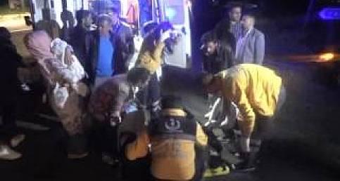 Ergene'de Feci Kaza, 7 Yaralı