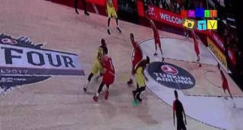 Fenerbahçenin Avrupa Şampiyonluğu Coşkuyla Kutlandı