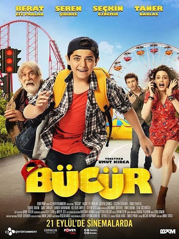 Bücür - Türkçe