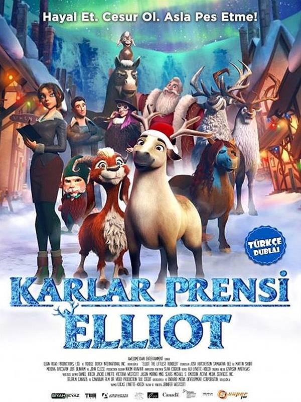 Karlar Prensi Elliot - Türkçe Dublaj