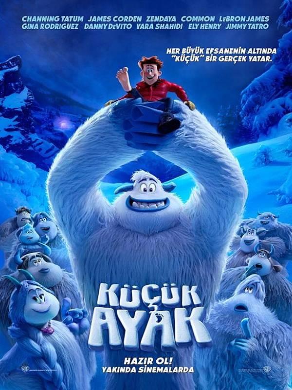Küçük Ayak - 3D / Türkçe Dublaj