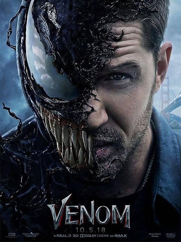 Venom: Zehirli Öfke - 3D / Türkçe Altyazılı